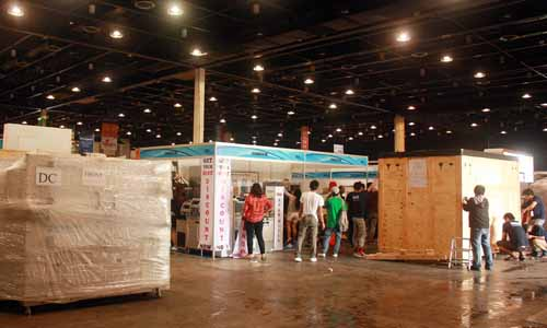 Exhibition and Events Logistics